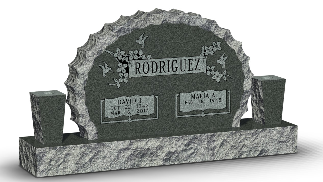 Personalized Memorials Rodriguez Brazos Valley Monuments
